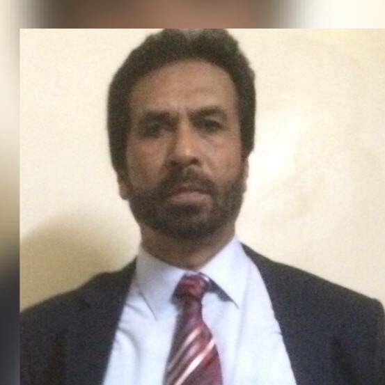 Mr. Masood Ahmed Mujaddadi